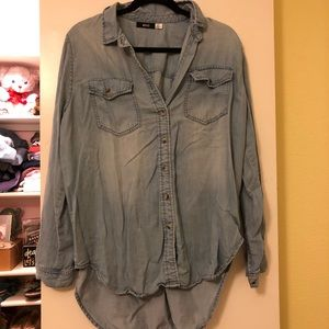 Urban Outfitters Chambray